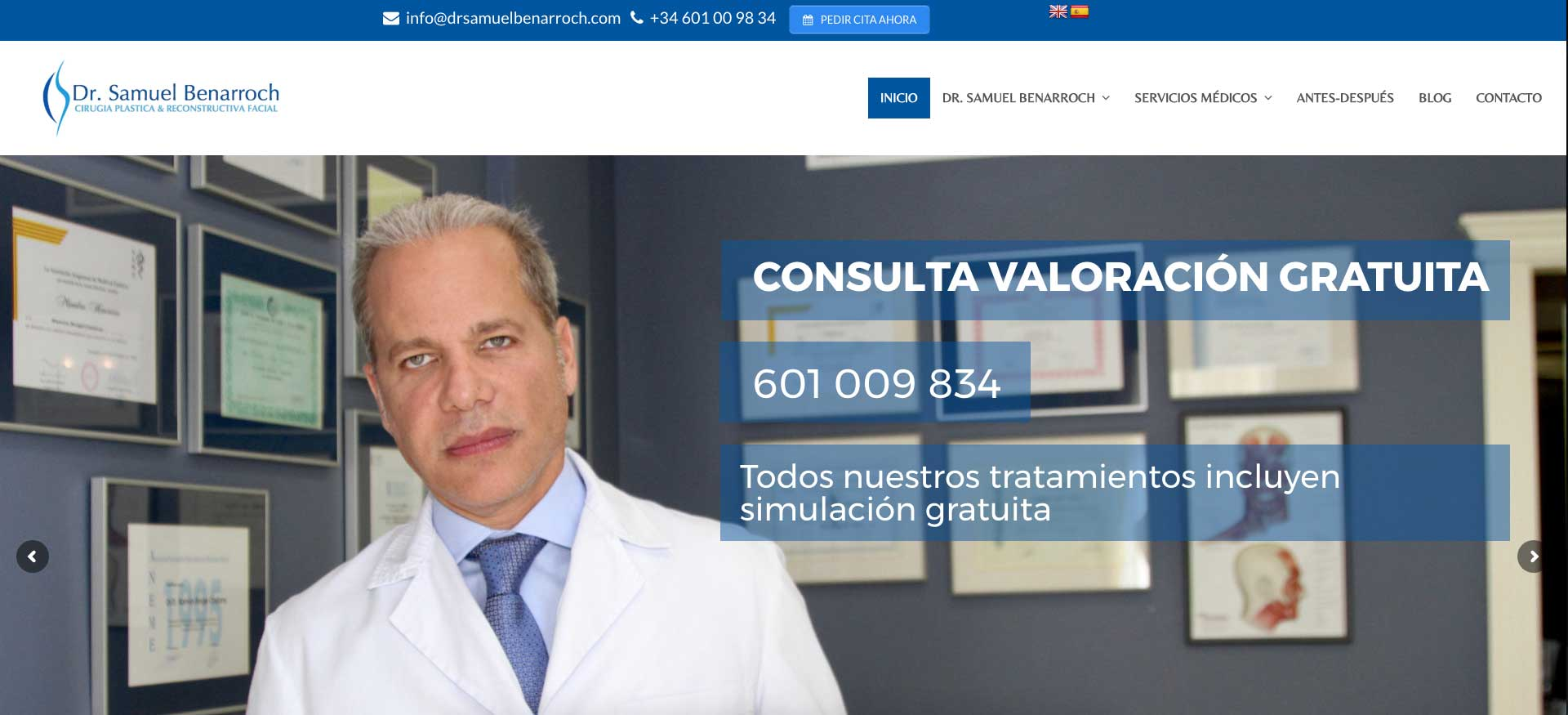 Dr. Samuel Benarroch