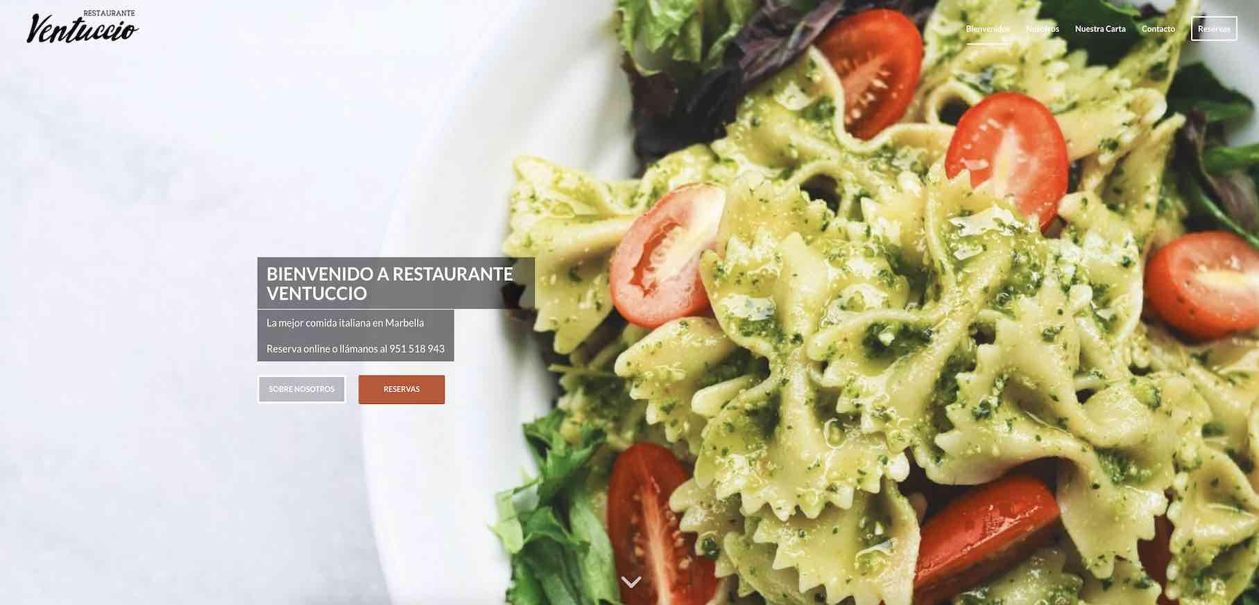 Restaurante Ventuccio Marbella